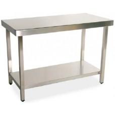 Mesas de Acero Inoxidable Gama600